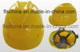 ABS/HDPE Plastiksicherheits-Sturzhelm für Hauptschutz