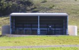 ポータブルの自由で永続的な馬は保護避難所(XMM-HS6)と停止する
