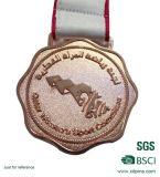 高品質のカスタム金属の青銅は中国の製造者のメダルを遊ばす