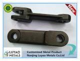 標準外デザインのためのステンレス鋼の熱い鍛造材
