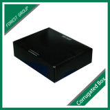 Les deux chaussures Balck Printing Hat Shipping Box for Packaging