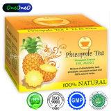 茶、100%の自然な及び元の減量の茶を細くするパイナップル