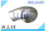90 codo del acero inoxidable S31803 (2205) del estruendo del grado