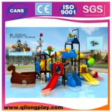 CE caldo Outdoor Water Playground di Sale per Park (QL-5001A)