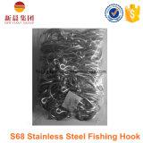 Crochet de pêche en acier inoxydable S68