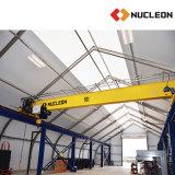 研修会によって使用される単一のガードの天井クレーンの価格5トン