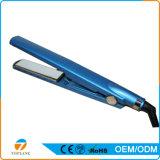 Fer plat de Digitals le plus neuf du titane ptc de cheveu de redresseur du cheveu d'écran LCD