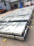 공장 Suppling 건축재료 PPGI PPGL 강철 플레이트는/루핑 장을 주름을 잡았다