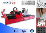 Machine en acier de découpage de plaque métallique de laser avec le système de commande numérique par ordinateur de Wolrd Famousopen