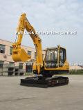 クローラーExcavator FL60E (6Ton)