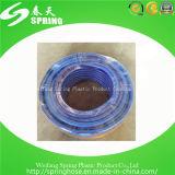 De blauwe Flexibele Slang van de Tuin van pvc voor de Slang van het Water van de Irrigatie van het Water