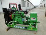Exportación del conjunto de generador del gas natural del estándar de ISO del Ce 50kw a Rusia