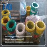 Kurbelgehäuse-Belüftung flexibler Isolierhaushalt, der elektrischen kupfernen Draht aufbaut