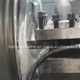 Aluminio Mag Rim Reacondicionar la reparación de la rueda Máquina de torno Awr28h