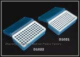0.5mlと1.5mlのための遠心分離の管ラック