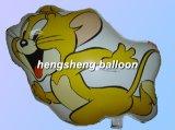 Воздушный шар фольги четырехугольника