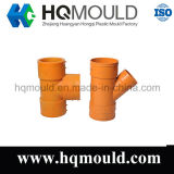 Pipe Fitting (HQMOULD)のためのプラスチックInjection Mould