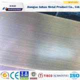 Feuille d'acier inoxydable (2B/BA/HL de miroir de numéro 4)
