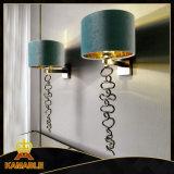 Modernes Eisen-dekorative Gast-Raum-Wand-Lampe (KA9005)