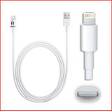 Synchro Cable 8pin USB Charger Cable d'IOS 7 Original USB Data pour l'iPhone 5 5s 5c