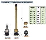 Type sans chambre valve de camion (TR-501CR et TR-573)