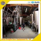 Grand matériel industriel de brasserie de brassage de bière de Commerical