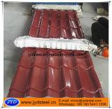 Farbe gerunzelt glasiert Roofing Blatt
