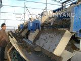 China-Fabrik-linearer vibrierender Bildschirm für Scilica Sand Ming Prozess