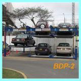 Sistema Multi-Level do elevador do estacionamento do carro do armazenamento do carro