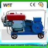 생물 자원 가스 발전기 세트의 150kw Deutz 시리즈