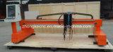Tipo de suelo del plasma del CNC / máquina de la llama de corte para la venta