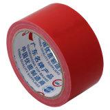 Roten BOPP Klebstreifen färben