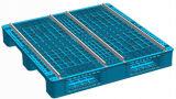Pallet di plastica resistente dell'HDPE euro per memoria del magazzino