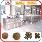 Machine de développement de coulage de flottement d'alimentation de poissons