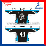 Het Ijshockey Jersey van de populaire Mensen van de Sublimatie van de Reclame