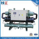 Water Cooled industriale Screw Chiller con Heat Recovery (KSC-1290WD 360HP)