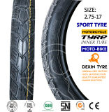 モーターバイクのオートバイのタイヤのスクーターのタイヤのスポーツは2.75-16を疲れさせる