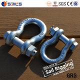 Der hochfester Stahl-Anker-Bogen-Schrauben-und Mutteren-G2130 Fesseln