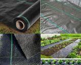 Coperchio al suolo di plastica del tessuto di paesaggio/coperchio al suolo stuoia del Weed