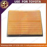 Filtro dell'aria automatico 17801-37021 di prezzi di fabbrica per Toyota