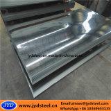Strato galvanizzato del piatto d'acciaio del TUFFO caldo