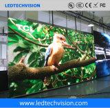 A presión la visualización de LED de la fundición P2.5mm HD para el departamento con franquicia en aeropuerto