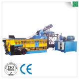 機械をリサイクルしている鉄の管の梱包の出版物