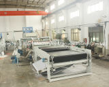 Nichtgewebter Maschinen-Kreuz-Strangausbreiter verwendet für medizinische Baumwollschicht