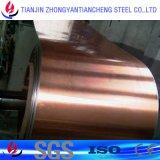 Kupferlegierung-Folie in der 1/2 Härte im kupfernen Preis