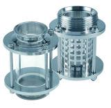 Glas van het Gezicht van het Roestvrij staal van de Rang van het voedsel het Gealigneerde (ifec-SG100003)
