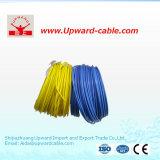 Fio elétrico flexível quadrado de baixa tensão do núcleo da alta qualidade 16mm único