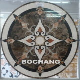 Flooring TileのためのWaterjet Medallion