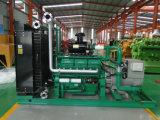 생물 자원 가스 발전기 세트 20-600kw