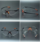 Rauch-Objektiv-Sicherheits-Form-Sonnenbrillen des Schutz-UV400 (SG125)